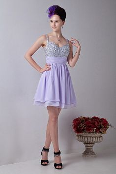 Purple A-Line Ein-Schulter-Party Kleid kv0844 - Silhouette: A-Line; Stoff: Chiffon, Verzierungen: Rüschen, Länge: Kurz - Price: 139.0900 - Link: http://www.kleiderverkaufen.de/purple-a-line-ein-schulter-party-kleid-kv0844.html