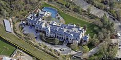 PHOTOS: 37 Celebrity Homes That Will Blow Your Mind