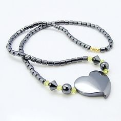 Non-Magnetic Hematite Necklaces from Pandahall.com