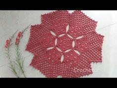Toalha Peruana crochê - Professora Maria Rita - YouTube Thread Crochet, Crochet Flowers, Tatting, Make It Yourself, Blog, Holiday Decor, Facts, Crochet House, Crochet Table Runner