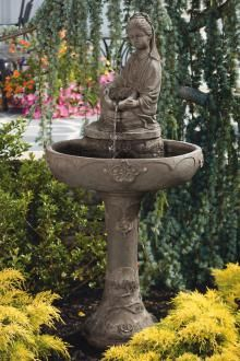 Makers of Fine Stone Garden Accents Concrete Fountains, Garden Stones, Landscape, Outdoor Decor, Stones For Garden, Landscaping