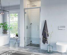 Kabiny i drzwi prysznicowe Excellent z serii 600 charakteryzuje szkło - pokryte ułatwiającą czyszczenie powłoką Clean Control - zamknięte w solidne aluminiowe ramy. Masywne i eleganckie elementy stanowią o niezawodności tych kabin. ---------------- #excellent #mojdom #kabinaprysznicowa #ShowerSystems #kabiny #kabina #Showers #kabina #prysznicowa #przebudowadomu #projektowaniewnetrz #projektowaniewnetrzkrakow #projektowaniewnetrzszczecin #wnetrze #ikeapolska Shower Cabin, Alcove, Teak, Bathtub, Bathroom, Standing Bath, Washroom, Bathtubs, Shower Enclosure