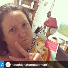 Bring it on!!! #Repost @naughtynaturopathmum ・・・