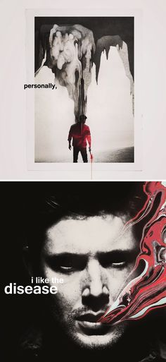 Dean: oh it's the real me alright, the new real me #spn