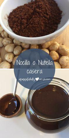 El 5 de febrero es el DIA INTERNACIONAL DE LA NUTELLA! Lo has celebrado ya haciendo tu receta de nutella o nocilla casera? #singluten #nutellacasera #recetassanas