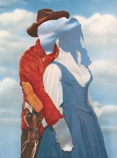 "Joe Webb; Photomontage, 2012, Assemblage / Collage ""Daydream III"""