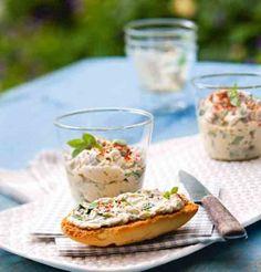 rillettes de maquereaux plat cuisine recette poisson