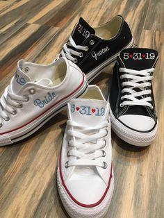 1deaeef64735dc Bride Custom Wedding Converse