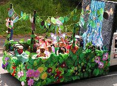jungle mardi gras float - Google Search