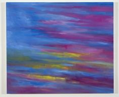 Study for Sunset - 26 (After Frederic Church)