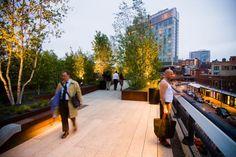NYC's new Highline Park