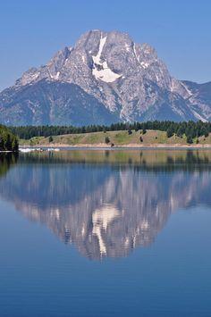 ✯ Mt. Moran - Grand Teton National Park