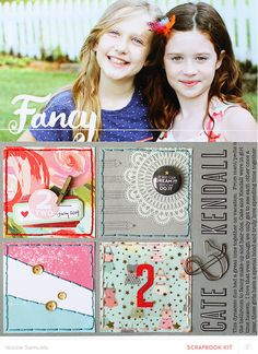 Fancy by NicoleS at @studio_calico - grid layout