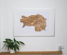 printed fine art of the austrian alps (styria), custom elevation models, visualization of topographical data, DEM models, print Alps, Art Work, 3d Printing, Fine Art, Models, Art Prints, Printed, Frame, Outdoor