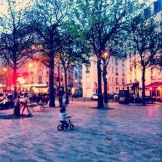 Paris - the city of magic ;)
