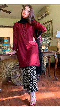 Fancy Dress Design, Kurti, Designer Dresses, Tunic Tops, Actors, Sweatshirts, Sweaters, Women, Pakistani