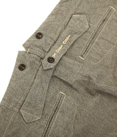 gypsy and sons selvedge cotton pants 8