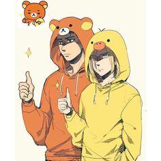 Otabek × Yurio