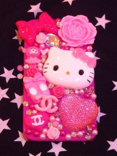Hello kitty 3D iPhone 4 case only $16.50