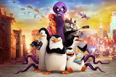 Crítica   Os Pinguins de Madagascar