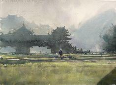 Joseph Zbukvic, China