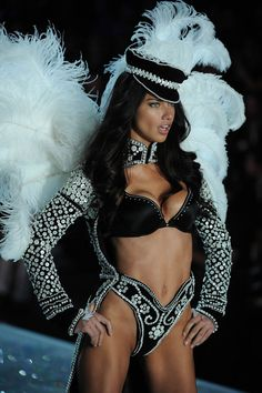 Adriana Lima, 2013 Victoria's Secret Fashion Show