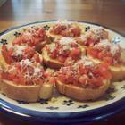 Cream Cheese Bruschetta recipe - Allrecipes.co.uk