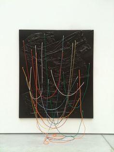 Contemporary Art Blog | Jim Lambie, Answer machine, 2014