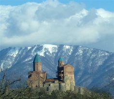 Gremi monastery, Kakheti.