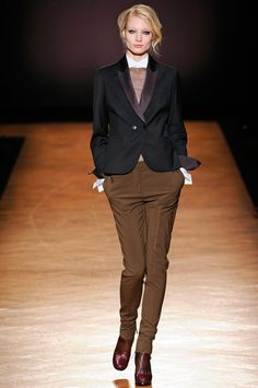 Paul Smith, Fall 2012
