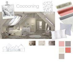 Le mag d co 4murs charme et romantisme 4 murs papier for Papier peint 4 murs chambre adulte