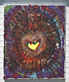 Love painting. 100x120 Acrilic FACEBOOK: Agnes Viper