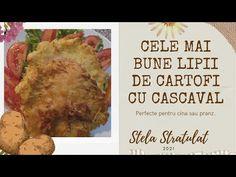 Cele mai bune lipii de cartofi cu cascaval. - YouTube Mai, Potatoes, Beef, Youtube, Food, Meat, Potato, Essen, Meals