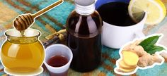 Homemade Natural Cough Syrup Recipe