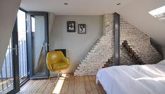 7 Space Saving Bathroom and En-Suite Tips - Love Chic Living Loft Conversion Victorian Terrace, Loft Conversion Bedroom, Dormer Loft Conversion, Loft Conversions, Terraced House Loft Conversion, Loft Dormer, Loft Conversion With Bathroom, Loft Conversion Juliet Balcony, Kitchen Conversion