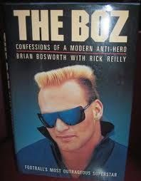 From his STONE COLD days back in 1991, I had to buy this book and learn all about the life of Brian Bosworth, very good book, one of my favorites back then !!!!