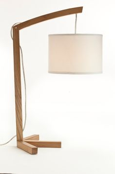 Modern Wood Table Lamptable Lamp Taj Bed Mattress Sale Mwrxy ...