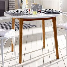 URBINO étkezőasztal Butler, Outdoor Furniture, Outdoor Decor, Modern, Dining Table, Home Decor, Interiors, Natural Colors, Dining Rooms