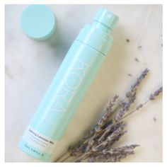 Aloe Vera, Noni Fruit and Lavender help relax and soothe the skin while providing antioxidant protection. Plus take a moment to inhale the lavender aroma of our Calming Lavender Mist to reduce tension and destress. #KORAOrganics #KORAOrganicsLifestyle
