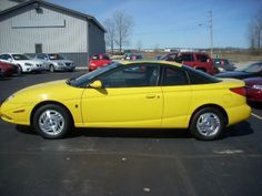 2001 Saturn Sc2 Coupe 3dr - 4th car