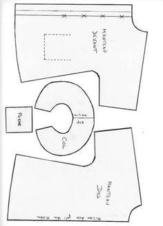 boneca eva porta papel - Cerca con Google