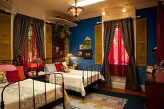 new orleans decor | PHOTOS COURTESY of MTV's 'THE REAL WORLD: NEW ORLEANS'