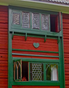 Carl Larsson's Home in Sundborn,Sweden