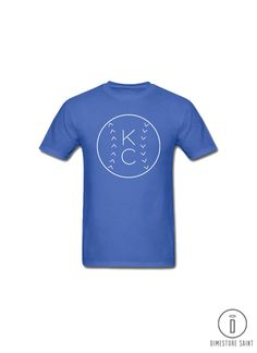 Kansas City Royals T Shirt in Men's and Women's