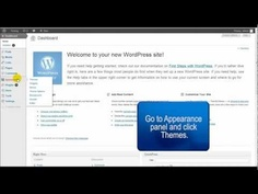 How To: #InstallTheme in #WordPress
