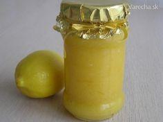 Lemon Curd (fotorecept) - Recept