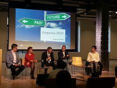 La mesa redonda de  #empresa2020