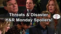 The Young and the Restless Spoilers: Ravi Panics When Disaster Strikes – Lauren Breaks Down Over Scott – Michael Demands Answers | Celeb Dirty Laundry
