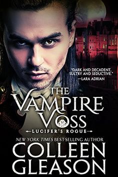 Voss, bound to Lucifer for eternity, is enthralled by lovely Angelica Woodmore. When she falls into the clutches of an evil vampire, Voss must risk everything to protect her.
