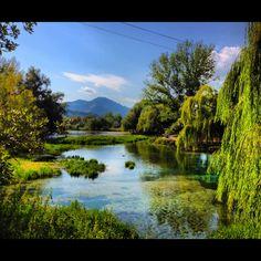 Lago di Posta Fibreno(FR), Roma